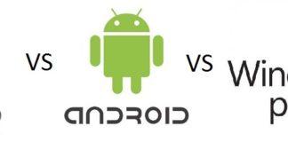 iOS vs Android vs Windows-Phone