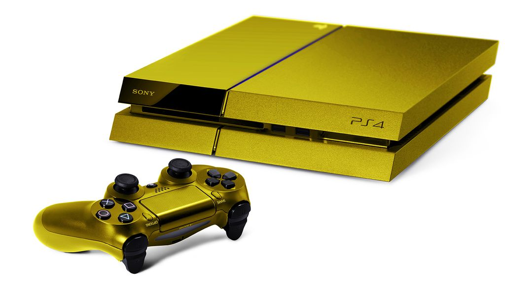 ps4-gold