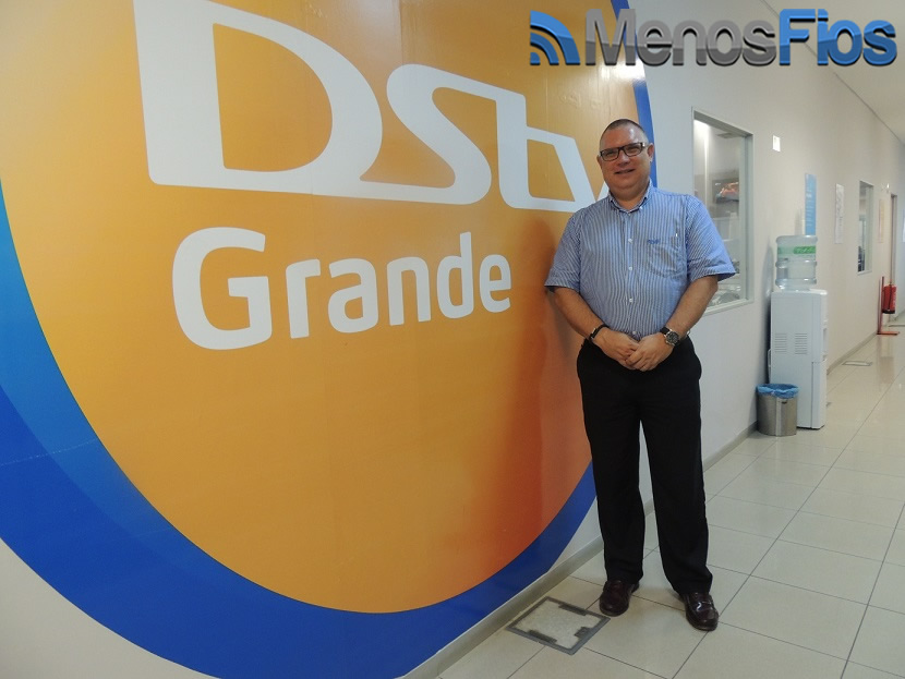David Russel, Director Geral da Multichoice Angola