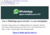 Whatsapp Falso para PC