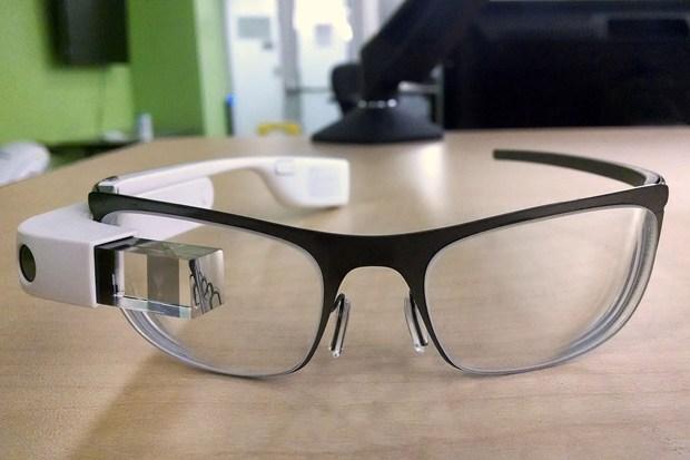 Google Glass com graduação