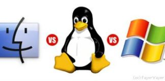 Windows Vs Linux Vs OSX