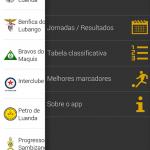 Aplicativo para acompanhar o Girabola