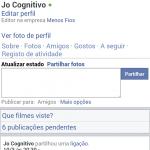 Acesso ao Facebook Zero usando o navegador padrão