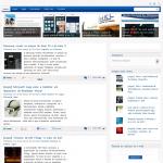 MenosFios.com a abrir no Opera Mini