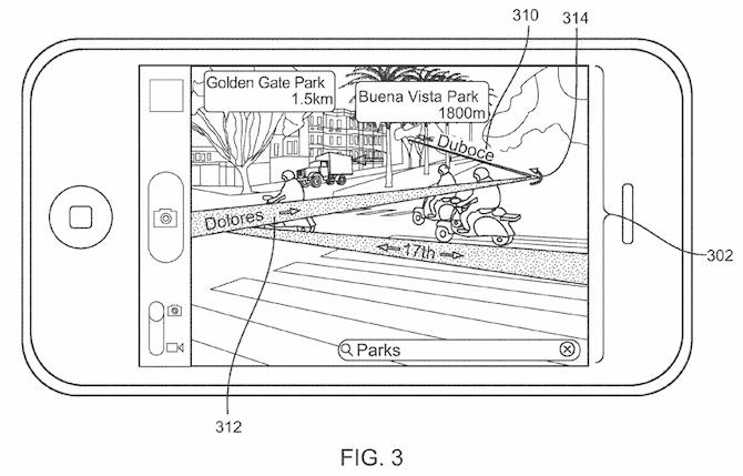 apple patente