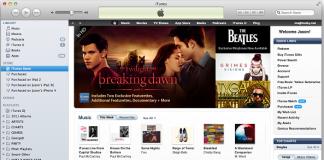 Música no iTunes