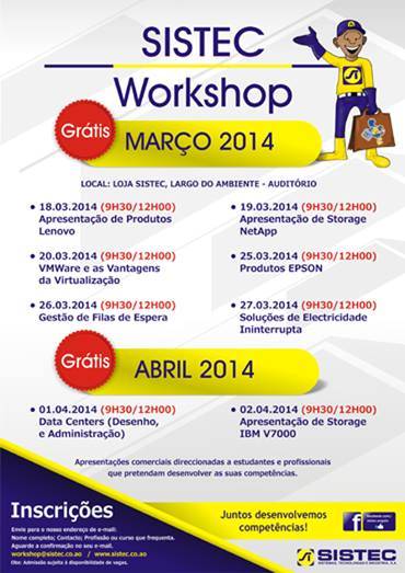 Workshop Sistec