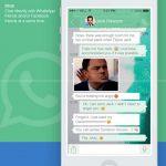 Whatsapp integrado ao Facebook