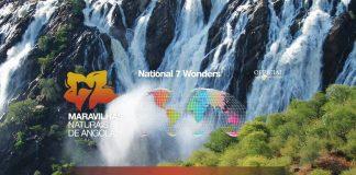 7 maravilhas de Angola