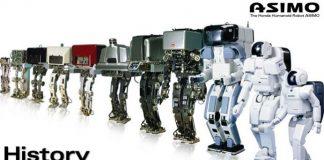 ASIMO o Robot inteligente