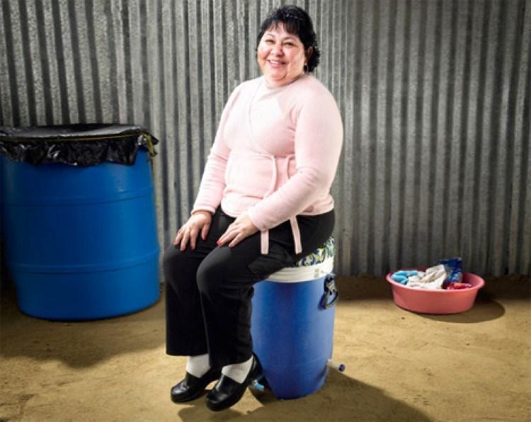 Giradora, a máquina de lavar de 40 USD