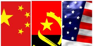 Parceria Angola, China e EUA