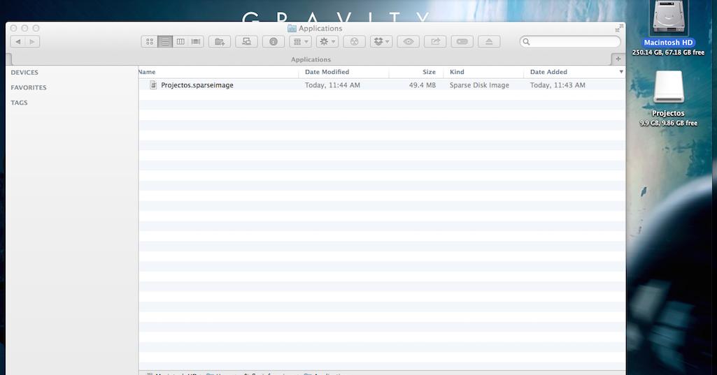Arquivos Seguros no Mac-5