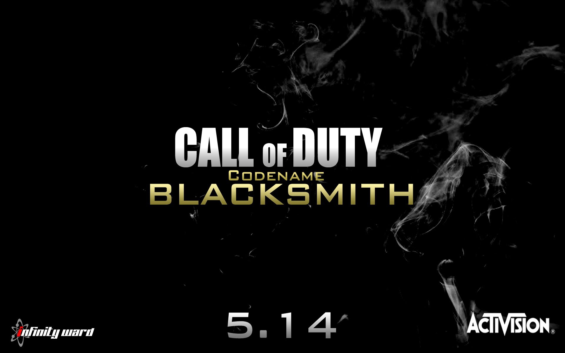 COD Blacksmith