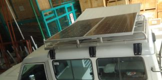 Carro Solar da Green Power