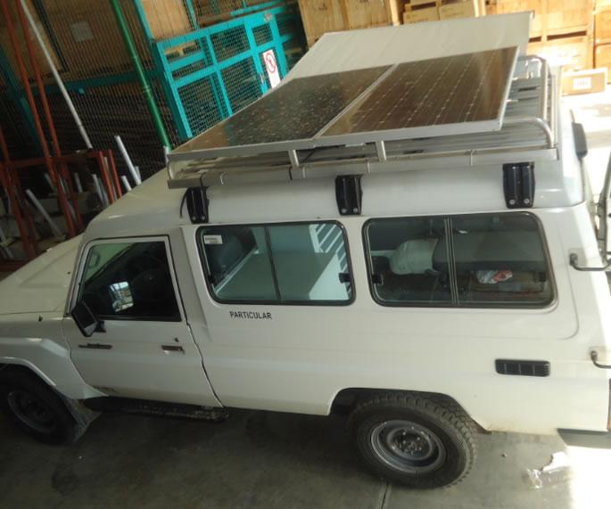 Carro Solar da Green Power