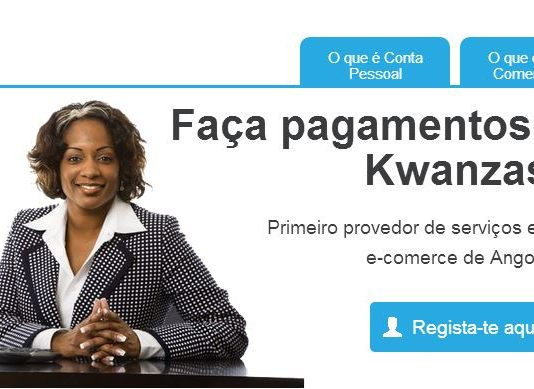 Kwanza Online, pagamentos de serviço na internet