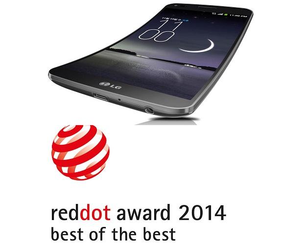 LG vence vários prémios de design