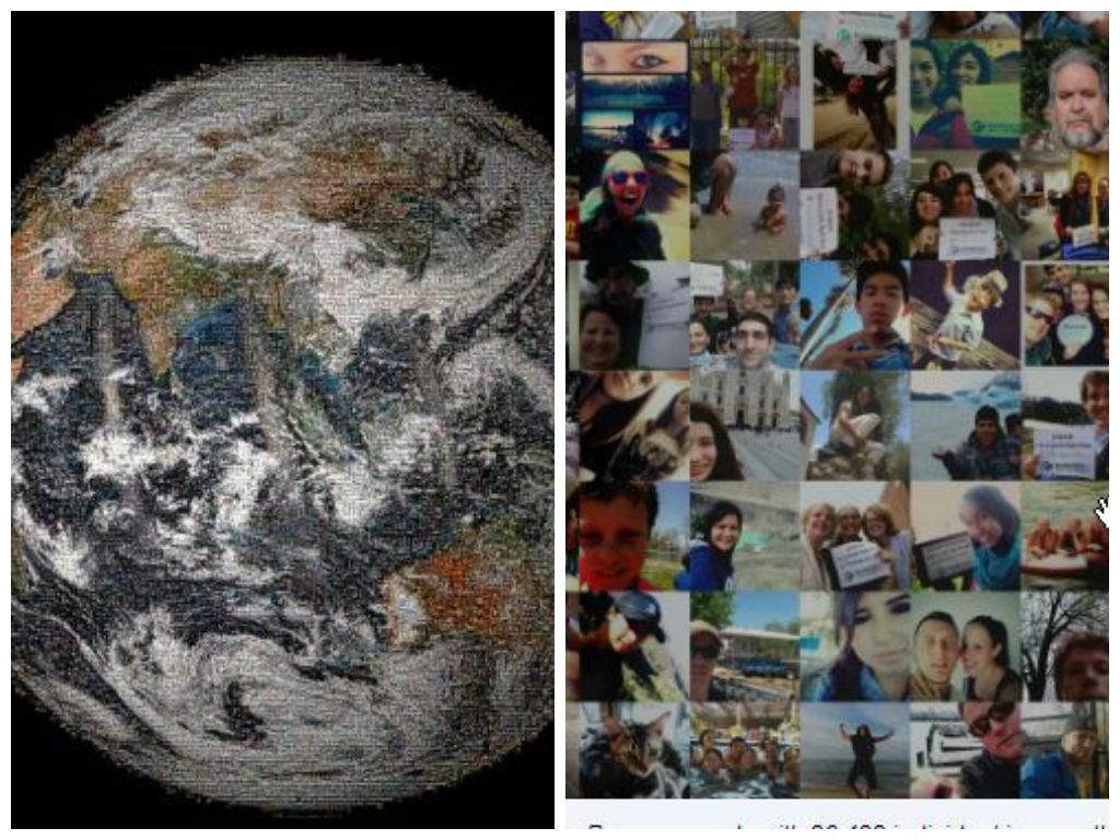 NASA selfie da terra