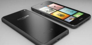 Possível Smartphone da Amazon