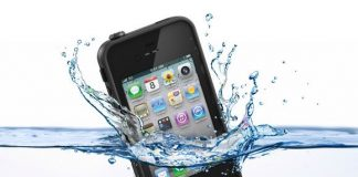 iPhine 6 à prova de água ?