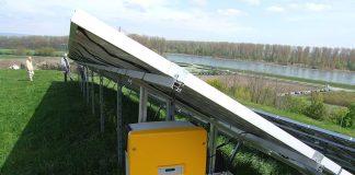 Inversor num sistema fotovoltaíco