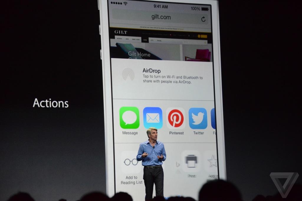 Partilha de dados para apps de terceiros