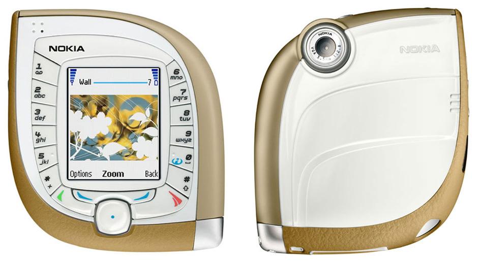 3. Nokia 7600