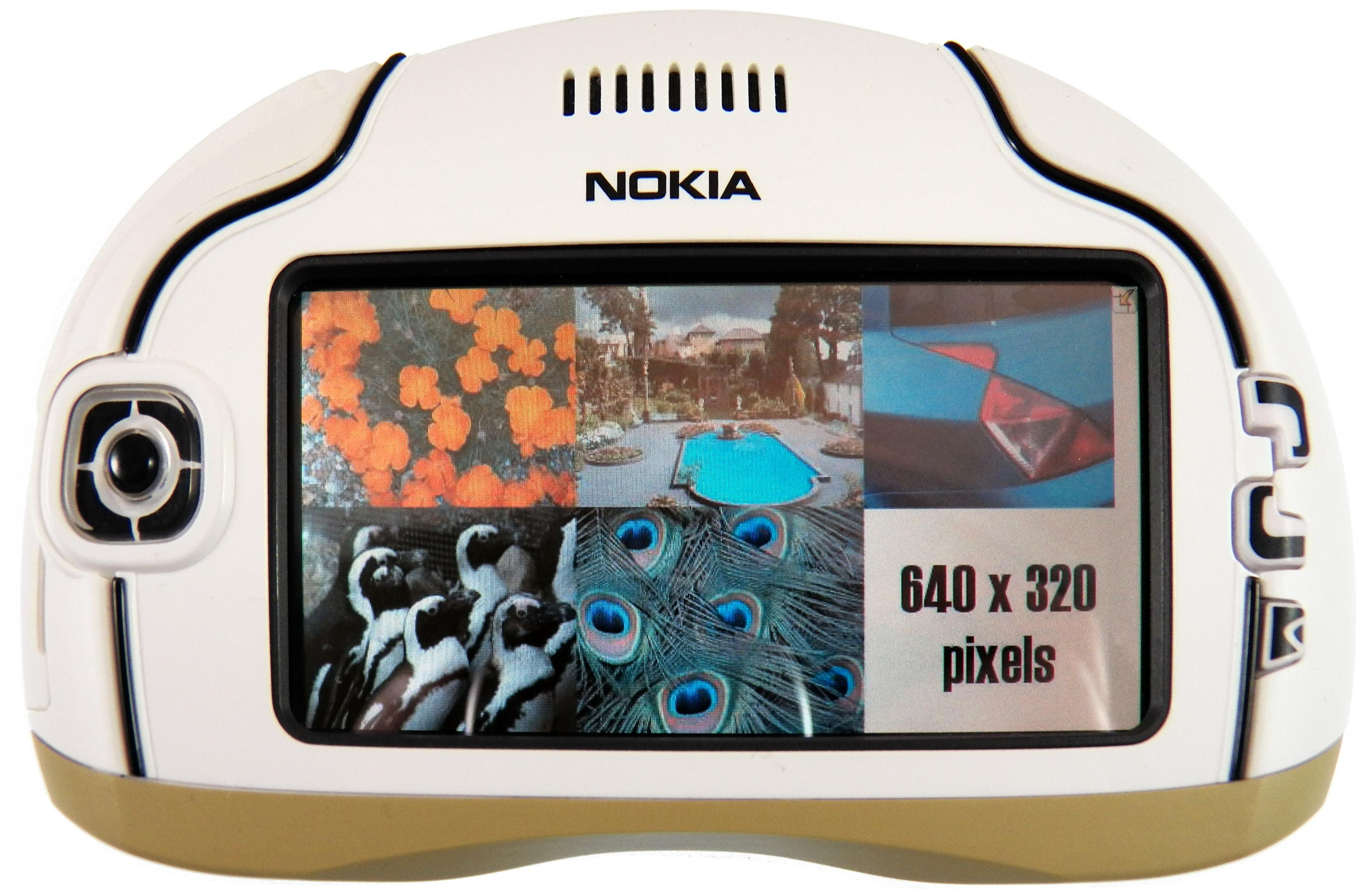 5. Nokia 7700