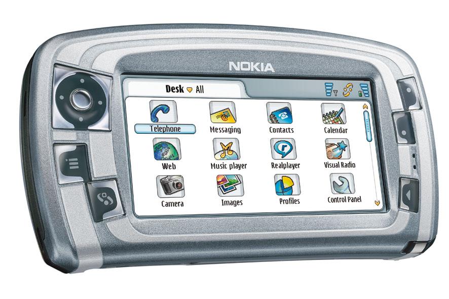 6. Nokia 7710