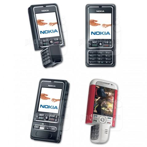 9. Nokia 3250 and Nokia 5700 XpressMusic