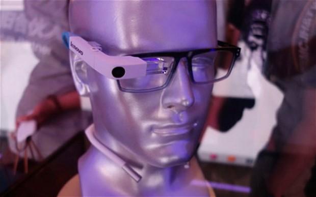 Óculos inteligentes da Lenovo