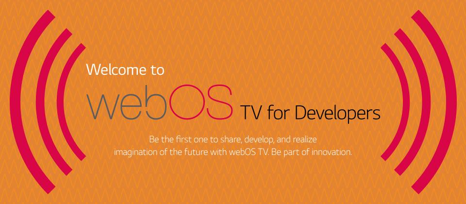 WebOS SDK