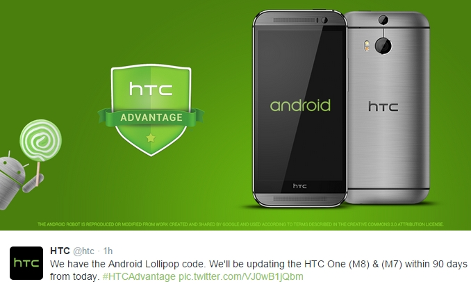 HTC-One-M8-M7-Android-50-Lollipop-update-90-days-from-now-01