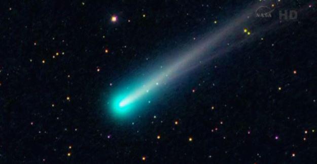 Cometa Ison. Cortesia da NASA