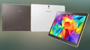 2. Samsung Galaxy Tab S