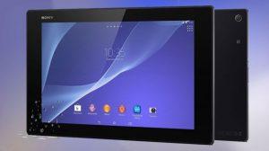 4. Sony Xperia Z2 Tablet