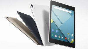 5. Nexus 9
