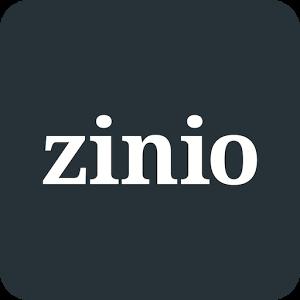 Zinio Magazine Reader