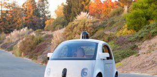 Carro autonómo da Google