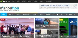 Novo Layout do MenosFios.com