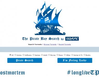 The Pirate Bay o regresso!?