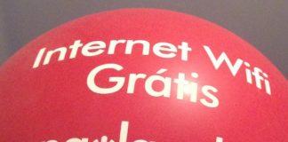 Internet Wi-fi gratuita