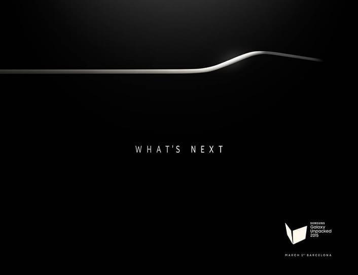 Samsung S6 event