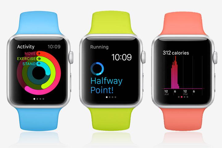 Apple Watch Fitness e Health
