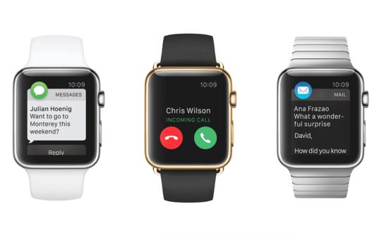 Apple Watches Funções