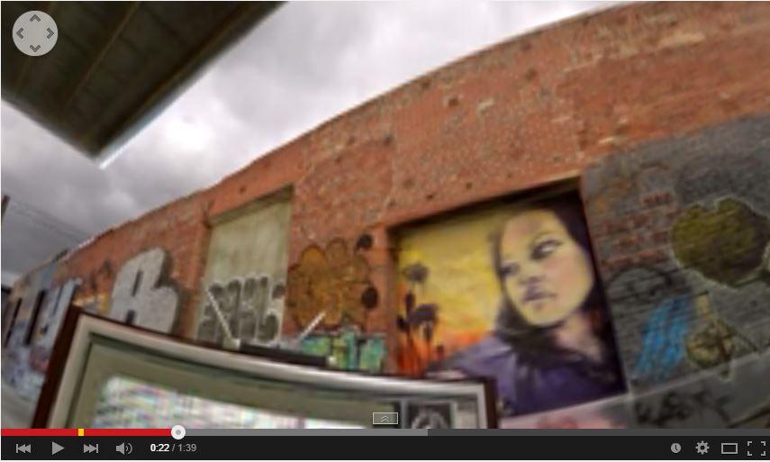 Vídeos 360º no Youtube
