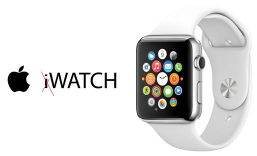 iWatch Vs Apple Watch