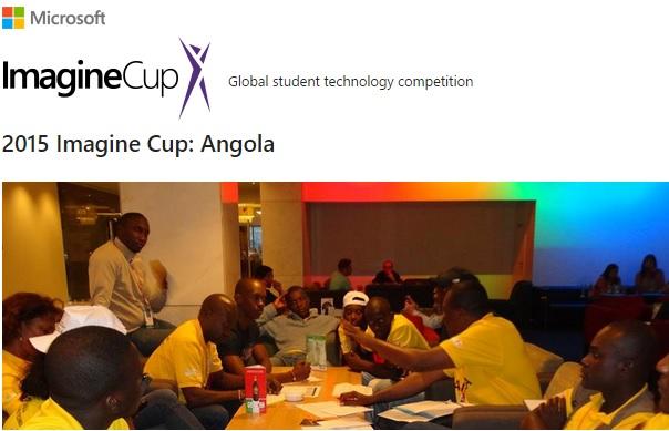 Imagine Cup Angola